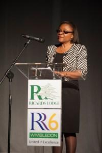 Cabinet member for education Cllr Caroline Cooper-Marbiah