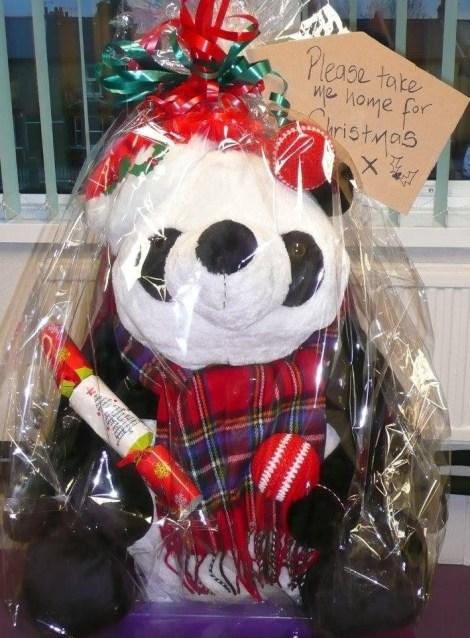 mayor-of-merton-charity-auction-panda