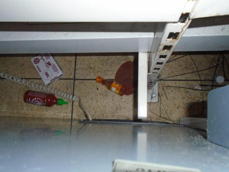Morden fridge