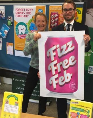 Fizz Free February