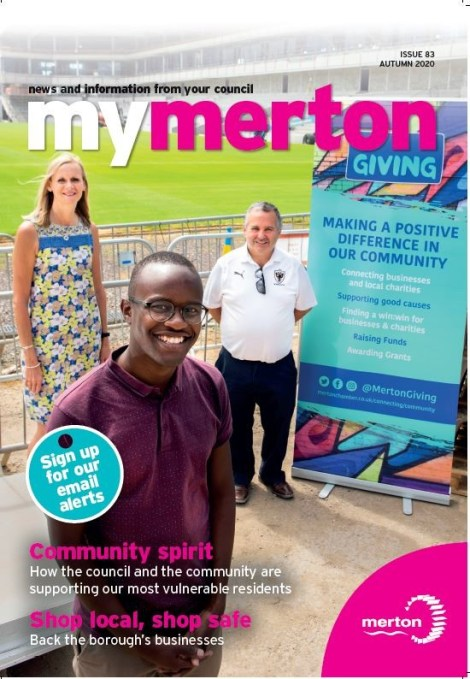 Cover My Merton Autumn 2020