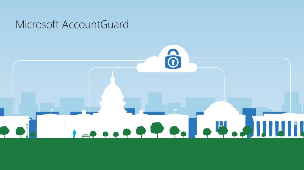 Microsoft announced AccountGuard for the US in August