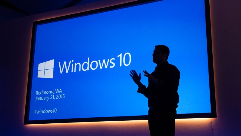 Microsoft Windows 10 - 2015.01.22