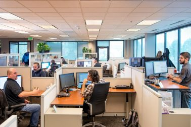 Milestone Systems operates a tiered technical support model, organizing its resources into Frontline, Backline and Sustaining Engineering teams.