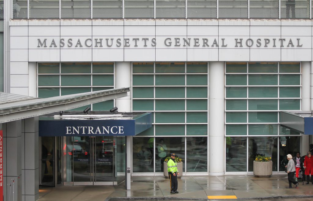 Mass General Hospital Secures Overview with Milestone, BriefCam and Axis