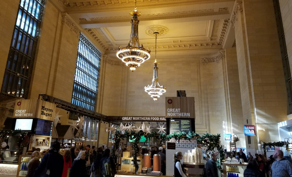 Why IP? Installation Challenges in Historic Grand Central Terminal