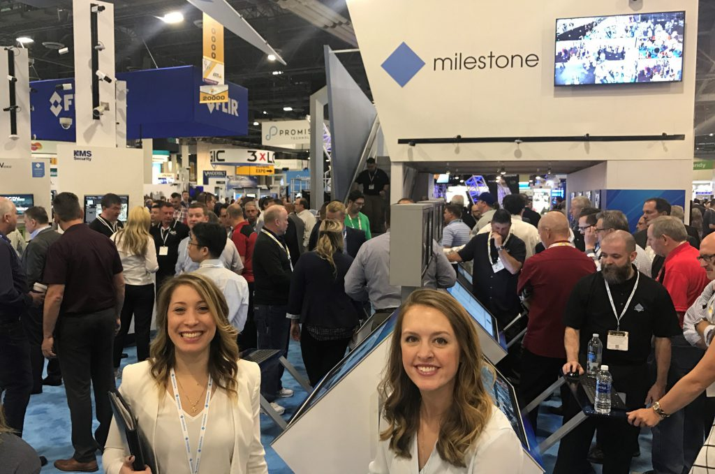 My First Impressions of a Security Trade Show