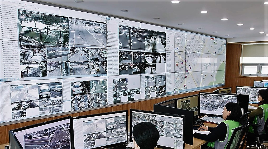 Smart City Goyang Enhances Safety with World-Class Surveillance