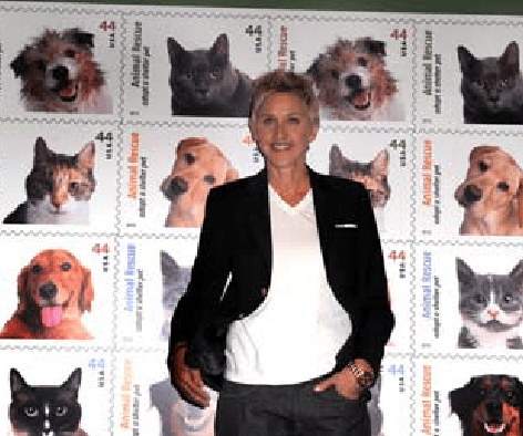Ellen Supports Animals