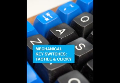 Mechanical Key Switch, Tactile & Clicky – Collin's Lab Notes #adafruit #collinslabnotes « Adafruit Industries – Makers, hackers, artists, designers and engineers!