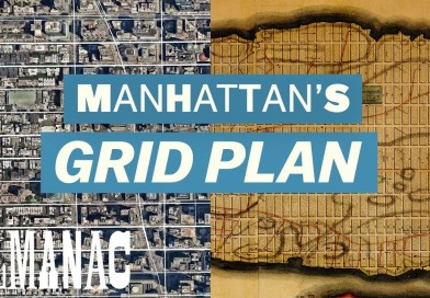 Where Manhattan's grid plan came from « Adafruit Industries – Makers, hackers, artists, designers and engineers!