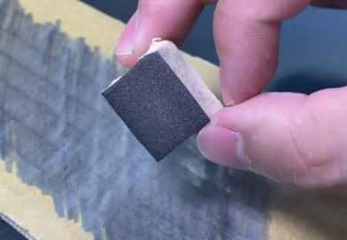 David Huang's Latest Zero-Cost Build Turns Scrap Foam and Pencil Lead Into a Working Pressure Sensor