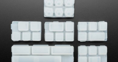 NEW PRODUCTS – Silicone Keycap Molds – MX Compatible Switches « Adafruit Industries – Makers, hackers, artists, designers and engineers!