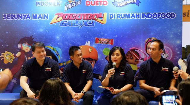 Indofood Continue Cooperation With Boboiboy