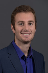 Dr. Ryan Smith, assistant professor of geological engineering