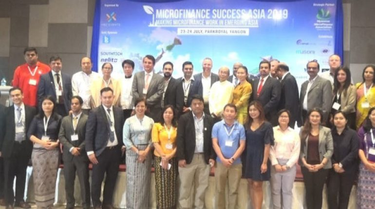 Microfinance Success Asia 2019