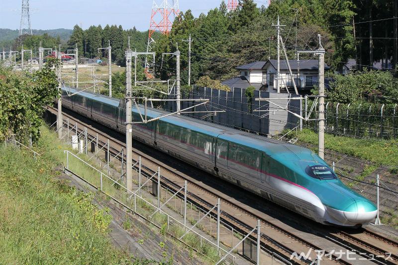 JR東日本、東北新幹線那須塩原~盛岡間は2/15も終日運転見合わせに