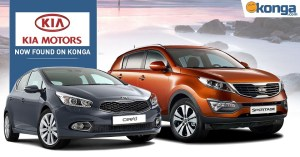 Kia Cars now Available on Konga Online Store