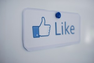 Advertisers won't be aware of your Facebook likes and shares
