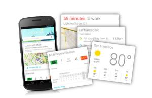 Latest Google Now update turns it into an amanuensis