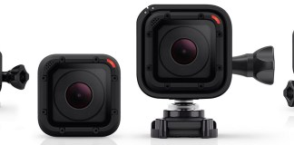 GoPro Hero4 Session Action Cam