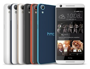 HTC targets US mid-range market with Desire 626s, 626, 526, 520