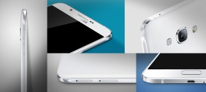 Samsung officially launches Galaxy A8
