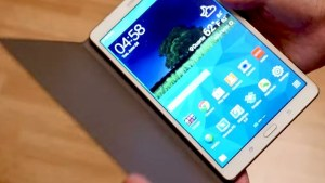 Galaxy Tab S Pro Coming Soon? Samsung Registers Name