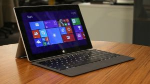 Microsoft is working on two new Surface tablets