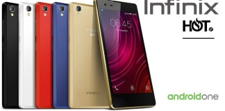 Infinix Hot 2 first Android One phone in Nigeria Africa