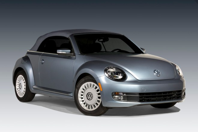 2016 Beetle Denim
