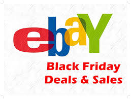 eBay announces deals For Thanksgiving, Black Friday and Cyber Monday