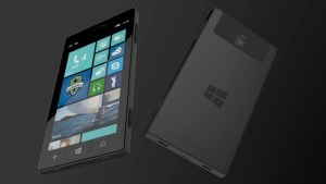 Microsoft Surface Phone shows up in Browser Benchmark