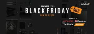 Jumia Kenya Doubles Black Friday Bargains for 2015