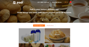 Local delivery service Padi.ng launches in Nigeria