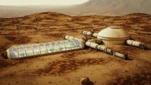 NASA gets $55m funding to build human habitat for Mars