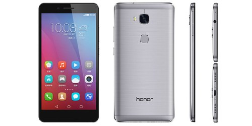 Honor 5X with Fingerprint Sensor and Metallic Body to launch in India next week Image 2 Naija Tech Guide