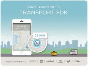 Lyft partners with Waze as new default app