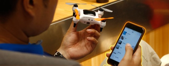 ONAGOfly Tiny Selfie Drone no need to Register with FAA Image 3 Naija Tech Guide