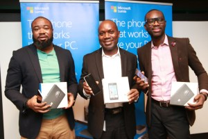 Microsoft launches Lumia 950, 950XL smartphones in Nigeria