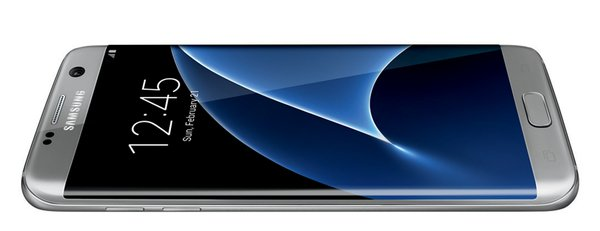 Samsung Galaxy S7 edge flaunts its curves in a new render Image 1 Naija Tech Guide