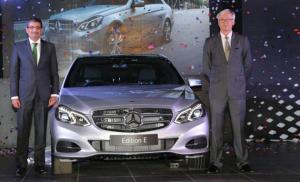 Refreshed Mercedes-Benz E Class sedan launches in India