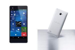 Vaio Phone Biz with Windows 10 Mobile debuts