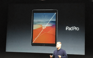 Apple iPad Pro 9.7 launches with 4GB RAM, 12MP camera