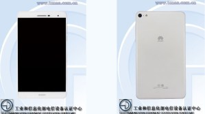 Huawei Honor X3 tablet passes through TENAA