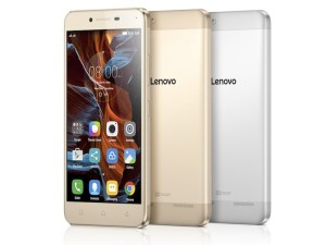 Lenovo Vibe K5 Plus launched