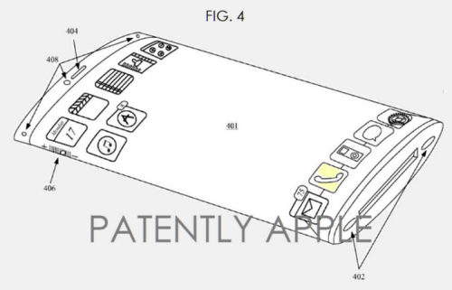 The 5_8-inch Apple iPhone Pro could employ folded side screens to keep its size down_Image 1_Naija Tech Guide