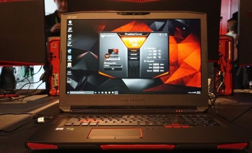 Acer Predator 17 X VR-ready notebook, Switch Alpha 12 liquid-cooled 2-in-1 announced_Image 2_Naija Tech Guide
