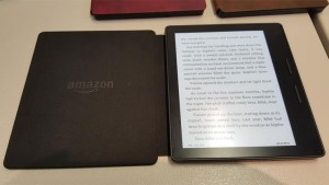 Amazon Kindle Oasis looks shockingly different