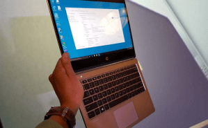 HP unveils EliteBook Folio, Elite X2 hybrid laptop